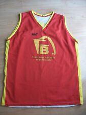 Camiseta federacion andaluza de baloncesto baloncesto