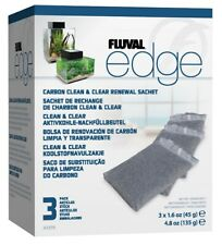 Fluval Edge Replacement Carbon 3 pack   A1379