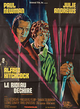Original Vintage Poster Torn Curtain Alfred Hitchcock Julie Andrews Paul Newman