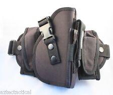 Tactical Thigh Holster Drop Leg Holster RH Ruger Glock Kimber Sig S&W CZ
