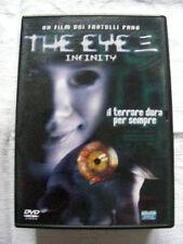 The Eye 3 Infinity Film DVD