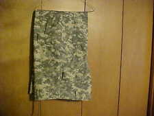 MILITARY ACU, FLAME RESISTANCE, CAMO PANTS, MED- REG , NEW WITHOUT TAGS.