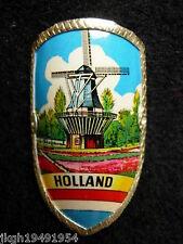 Holland badge new shield mount badge stocknagel Hiking medallion G9981