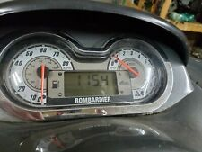Seadoo RXP 4 TEC LCD Gauge Meter Speedo Info Gauge Multifunction Display 2004