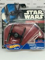 "Hot Wheels - Star Wars: The Force Awakens - First Order ""Tie Fighter"" - Unopened"