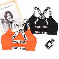 Push Up Sports Top Gym Women Yoga Top For Fitness Cross Strap Womens Gsleeveless