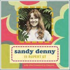 19 Rupert Street [Digipak] by Sandy Denny (CD, Sep-2011, Witchwood Media)
