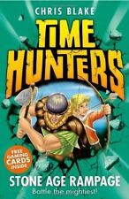 Stone Age Rampage (Time Hunters)-ExLibrary