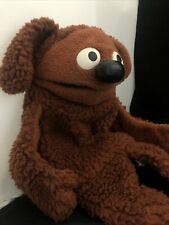 ROWLF Jim Henson Muppet Show Vintage 1977 Puppet Full Body Fisher Price CLEAN