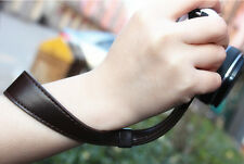 Camera Wrist strap leather Hand strap for Nikon Panasonic Sony Leica Polaroid
