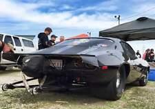 Chevy Camaro 70-81 Aluminum Racing, Pro Street Polished, Black, Brushed Anodized