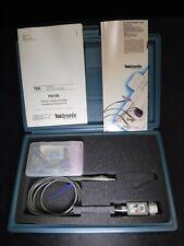 NEW Tektronix P6156 Oscilloscope Probe and Accessories In Orig Case S3