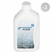 ZF Lifeguard 8 ATF - Automatic Transmission Fluid - 2 x 1 Litres 2L