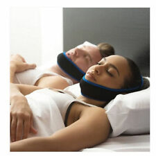 Snore Stop Belt Anti Snoring Cpap Chin Strap Sleep Apnea Jaw Snorfix Snorifix