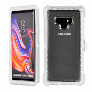For Samsung Galaxy Note 9 Case w/ Screen & (Belt Clip Fits Otterbox Defender)