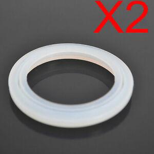 2X Coffee machine silicone seal For Sunbeam Cafe EM3500 EM3600 EM3800 EM4800