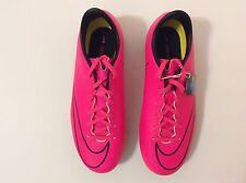 Nike Kids Jr Mercurial Victory V FG Soccer Cleat, Hyper Pink,  5 Y (A30-NS)