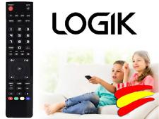 Mando a distancia para Televisión TV LCD Video VCR LOGIK