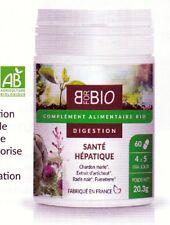 santé hépatique BIO DIGESTION radis noir-artichaut-chardon-fumeterre Bforbio 60g