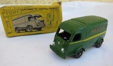 Vintage CIJ 1/43 Renault 1000kg Postes Camionnette Van Truck France w/ Box 3/60p