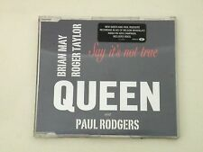 QUEEN/PAUL RODGERS - SAY IT'S NOT TRUE - CD SINGOLO PARLOPHONE 2007 2 TRACCE