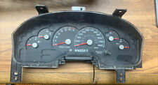 2003 Ford Explorer Speedometer Head Instrument Cluster Gauges Panel