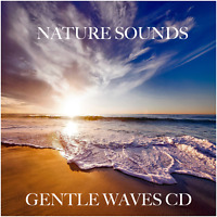 NATURE SOUNDS CD - SEA WAVES FOR RELAXATION, MEDITATION,STRESS, SPA & DEEP SLEEP