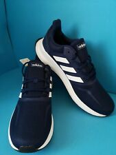 Adidas Runfalcon Navy Running Shoes size uk 10.5 eur 45 1/3 new