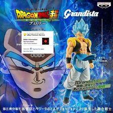 Dragon Ball DBZ Super Saiyan God SSG Gogeta Grandista Figure Figurine Banpresto