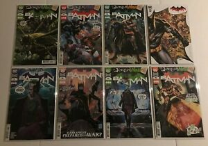 Batman Joker War DC Comics Complete Batman #95-100 +All Tie-ins 1st Prints