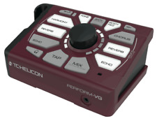 New TC-Helicon Perform VG Vocal Effects Acoustic Guitar Processor!!