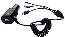 Nouveau UK Noir en Voiture Chargeur Pour iPHONE 6 6 plus VOITURE Plug Cigarette Socket