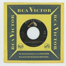 Don Gibson 1962 RCA 45rpm I Can Mend Your Broken Heart b/w I Let Her Get Lonely