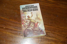 The Mad King by Edgar Rice Burroughs  free s/h CAN & US