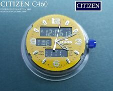 NEW ! CITIZEN  Watch Movement Calibre C 460 LCD / Analog