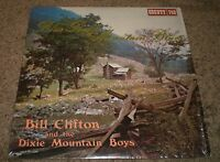 Blue Ridge Mountain Blues Bill Clifton And The Dixie Mountain Boys~Bluegrass