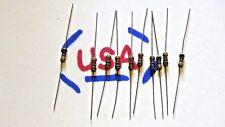 1.5k Ohm Resistor - Carbon Film - 10pcs - 1/4 Watt - 5% - 1.5K - Ships TODAY!