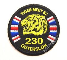 NATO Tiger Meet NTM 1982 230 Germany Gutersloh Patch