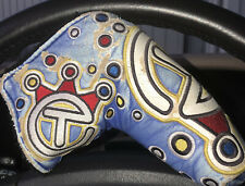 Scotty Cameron Crown Jester Circle T Tour Only Putter Cover, Rode Hard