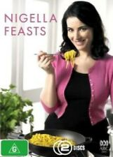 NIGELLA FEASTS (Nigella Lawson)   -  DVD -  UK Compatible - sealed