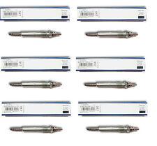 6 x BOSCH Glühkerzen 0250201054 MERCEDES-BENZ W140 W463