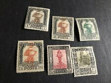 italy libia stamps mhog a1101