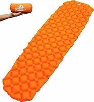 Outdoorsmanlab Camping Hiking Ultralight Sleeping Pad Ultra-Compact For Backpack