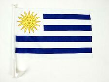 "12x18 Uruguay Car Window Vehicle 12""x18"" Flag"