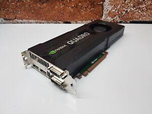  Apple MAC PRO Nvidia Quadro K5000 4GB PCI-E Video Card 4K 770 680 7950 Mojave