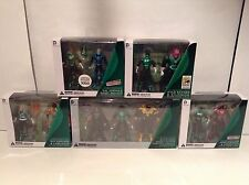 DC Direct NYCC and SDCC Exclusive 3 3/4 inch Green Lantern Lot
