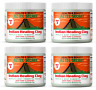 Aztec Secret Indian Healing Clay Deep Pore Cleansing Facial Mask - 1 LB (4 Pack)