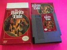 Bard's Tale (Nintendo Entertainment System, 1991) CIB