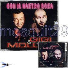 """GIGI D'AGOSTINO MOLELLA """"CON IL NASTRO ROSA"""" CDM ITALY"""