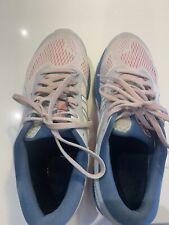 Ladies ASICS running shoes